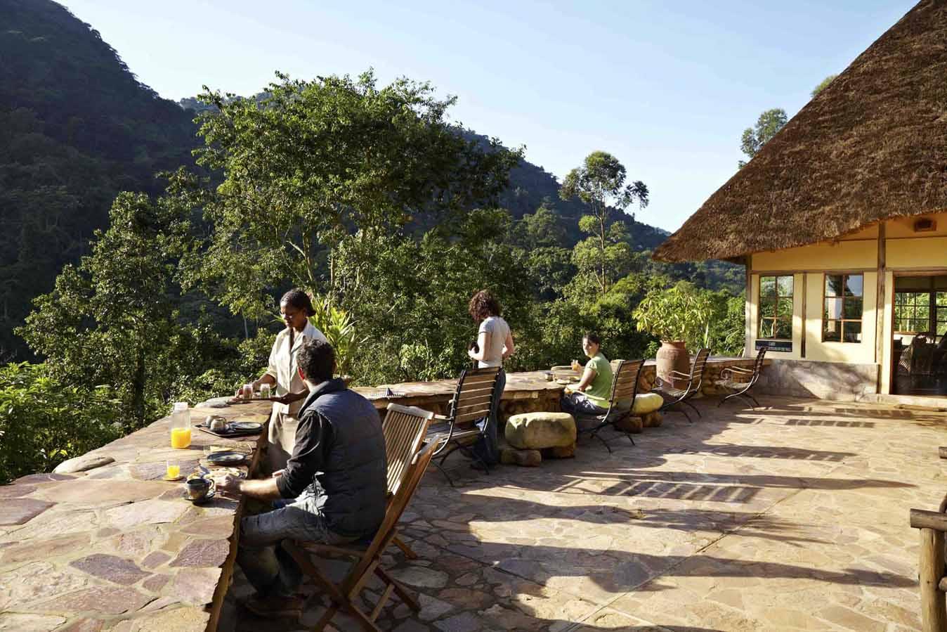 Bwindi-lodges